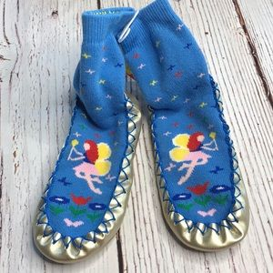 Hanna Anderson slippers